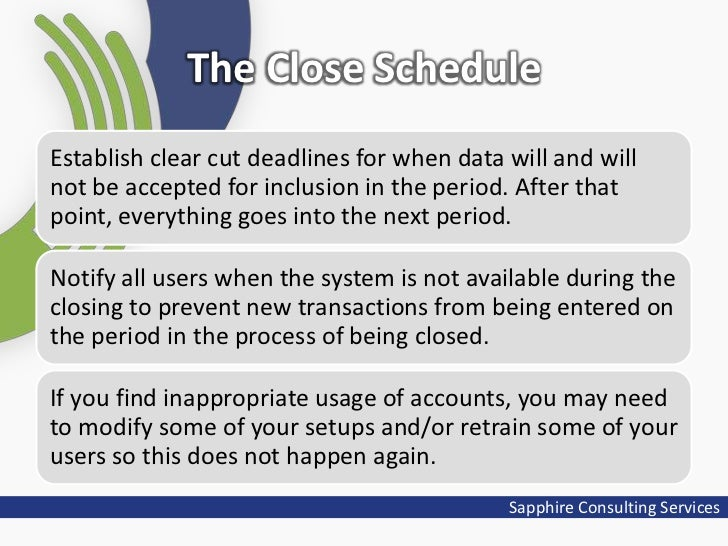 Oracle Applications Period Closing Processes Humtv
