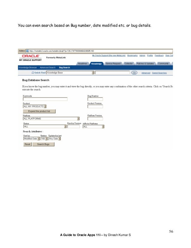 Oracle R12 Bot Jobs - Shine