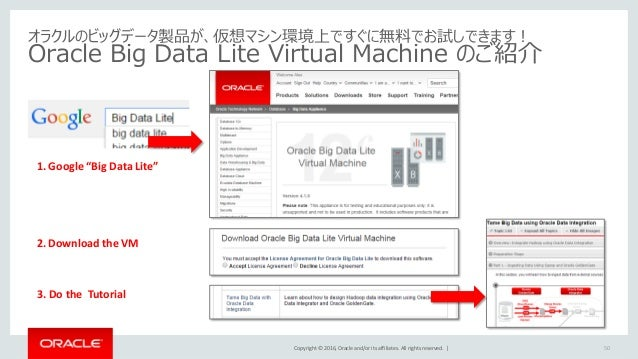 Oracle Big Data Cloud Serviceのご紹介