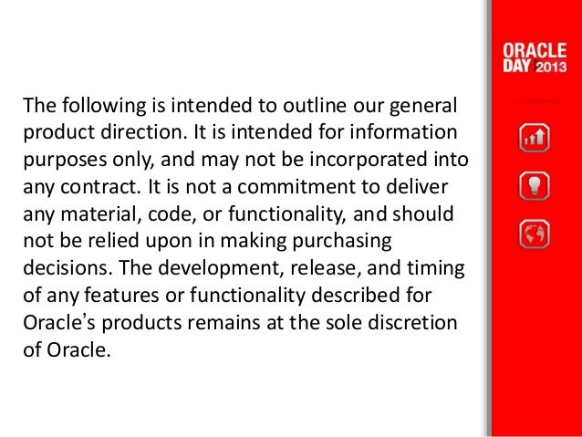 Oracle day co_opensource_final Slide 3