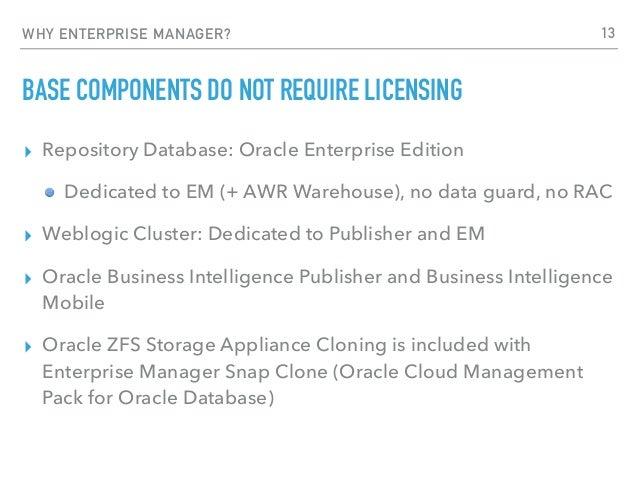 Create awr report enterprise manager 12c