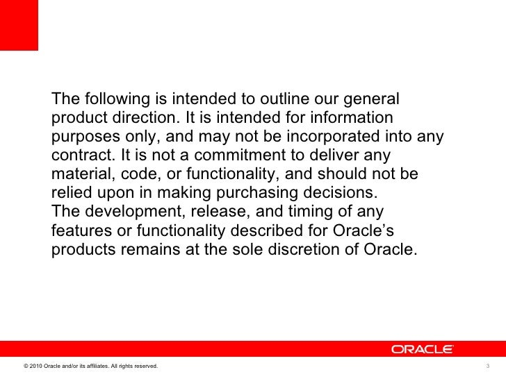 oracle summary Oracle has delivered on a multi-year strategy to transform the the summary procedure is used to summarize a numerical column (adm_pulse) the summary is returned as record of type summarytype sql set echo off connect cberger/cberger@ora10gr2.