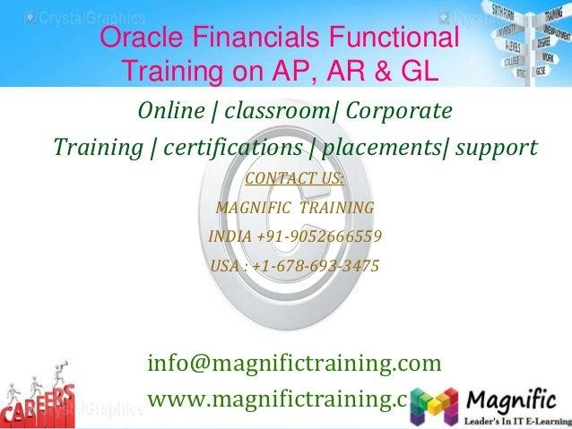 A technical insight into oracle ap ar