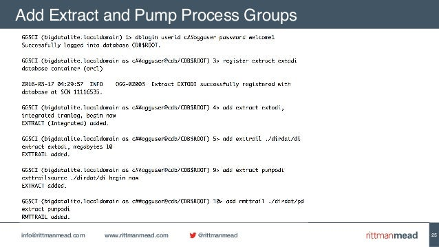 Oracle Goldengate And Apache Kafka A Deep Dive Into Real