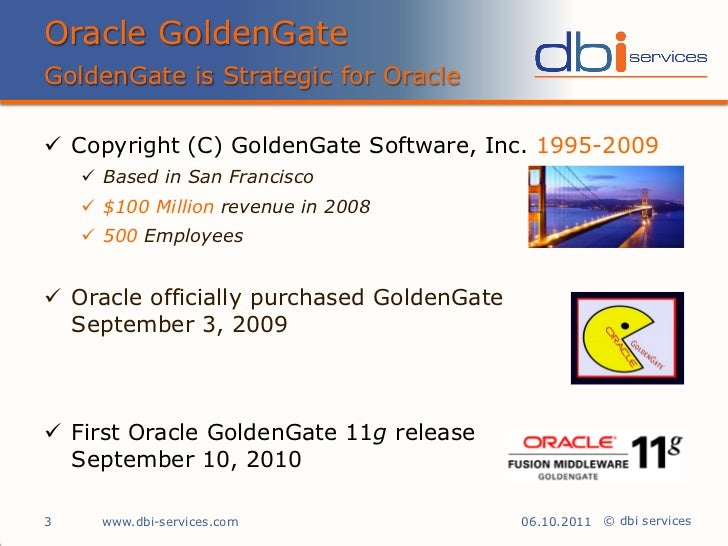 Golden Gate Architecture In Oracle 11g Oracle Golden Gate