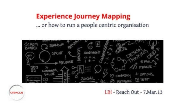 Experience journey mapping – or how to build a customer-centric business | Greg Lecointe – Principle Sales Consultant at Orac