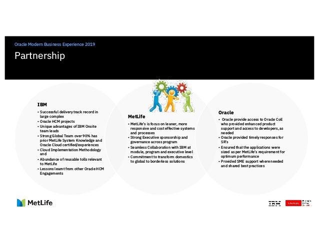 3 Keys to Success from MetLife's HCM Cloud, Payroll