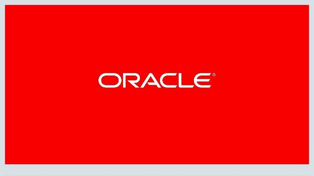 Copyright © 2018, Oracle and/or its affiliates. All rights reserved. | 01100100 01100001 01110100 01100001 011001000110000...