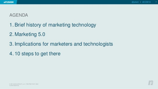 #OOW14 - The Changing Landscape of Data Management for Marketers [CON8980] Slide 3