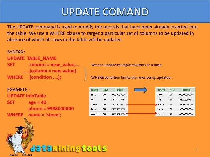 u003cbr /u003e; 4.  sc 1 st  SlideShare & Oracle: DML