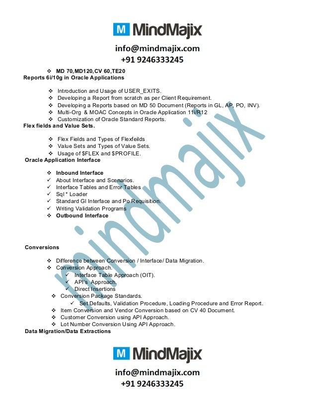 Define Job  Position  Employees in Oracle PO   Training Institute     INPIEQ Shivank Bansal Resume
