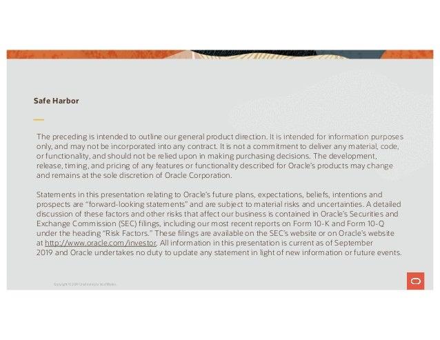 Oracle RAC 19c: Best Practices and Secret Internals Slide 3