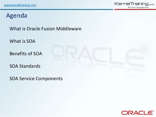 Oracle SOA Introduction For Beginners | Basic Concepts