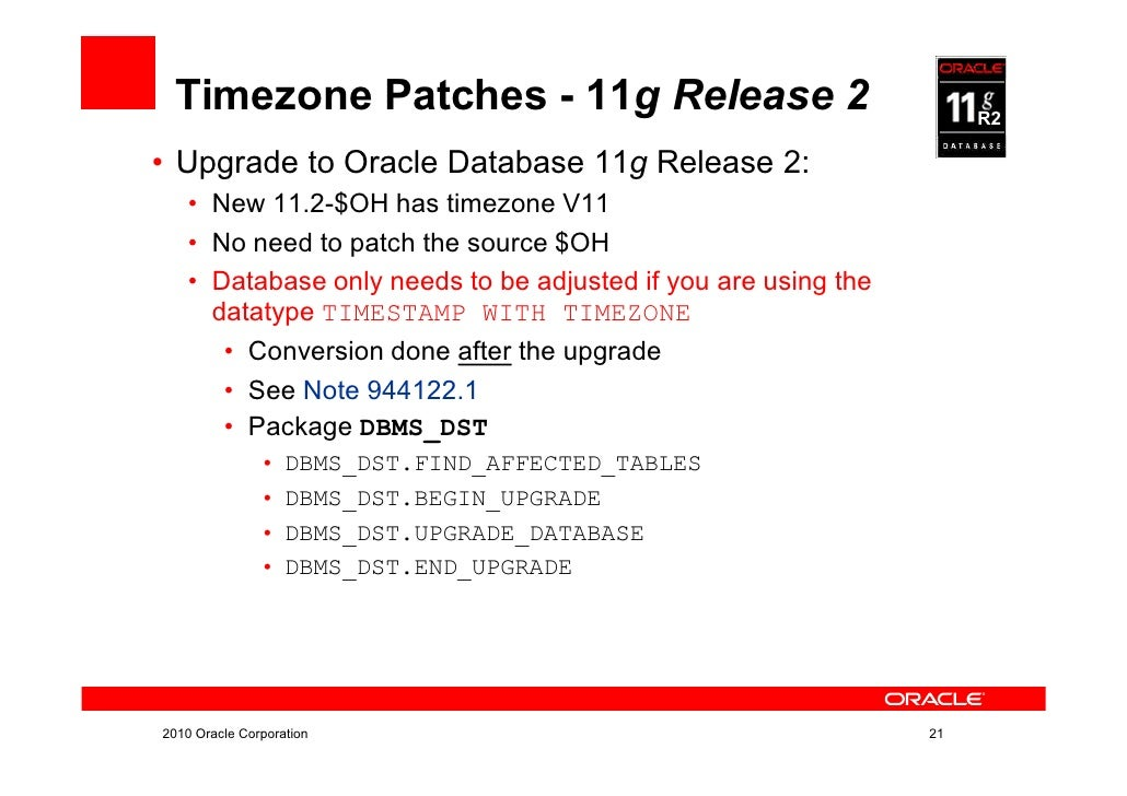 oracle 11g r2 patch