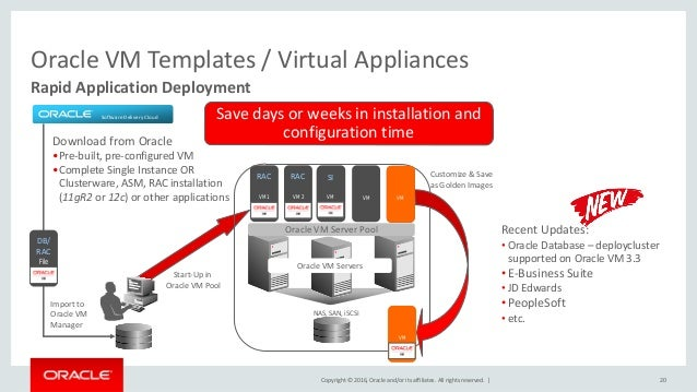 Oracle vm engineered for open cloud for Download oracle vm templates