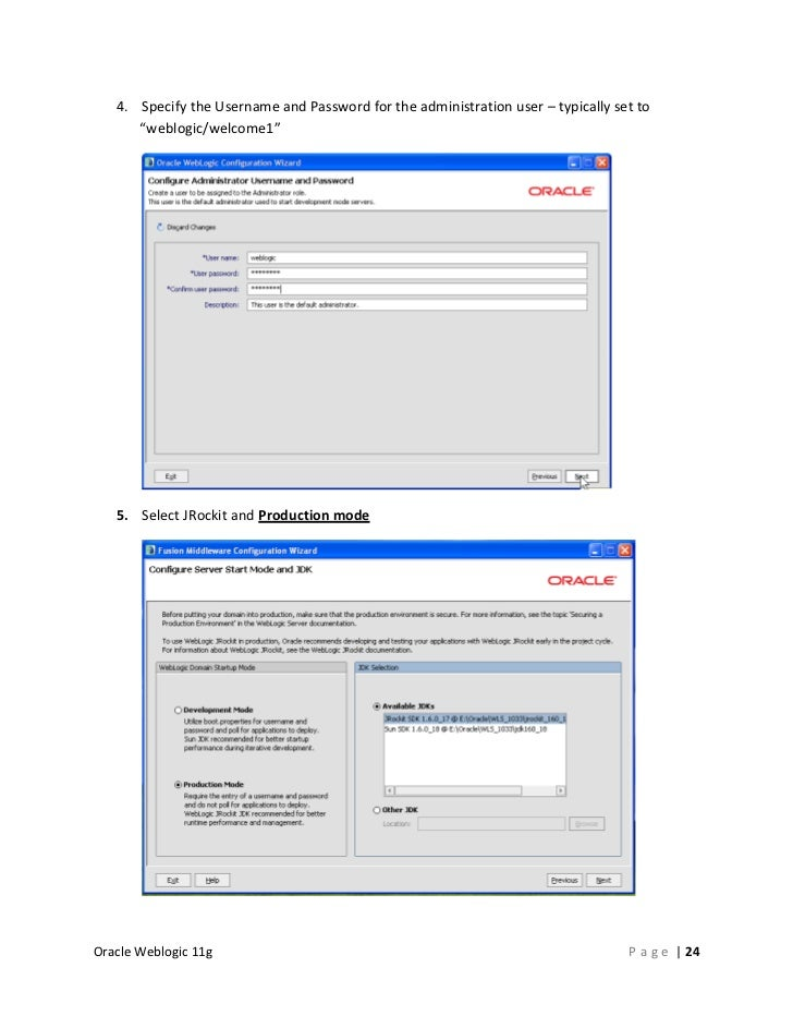 how to create managed server in weblogic 11g