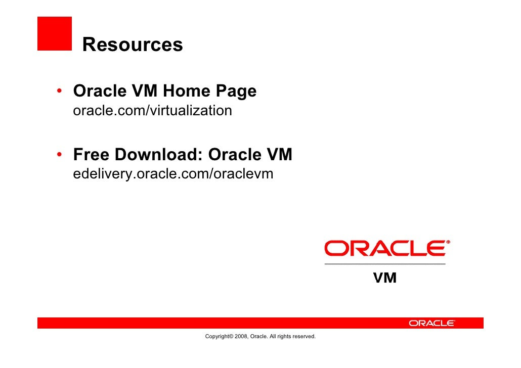Xs japan 2008 oracle vm english for Download oracle vm templates