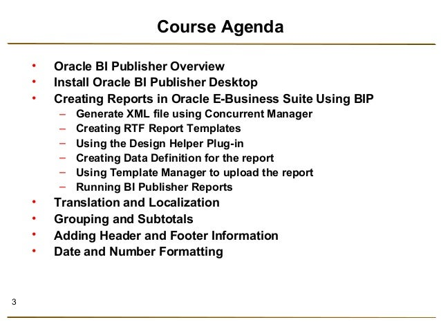 Oracle xml publisher bi publisher for How to create rtf template for xml publisher
