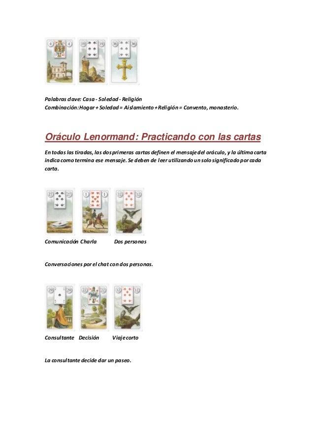 Palabrasclave: Casa - Soledad- Religión Combinación:Hogar+ Soledad= Aislamiento+Religión= Convento,monasterio. Oráculo Len...