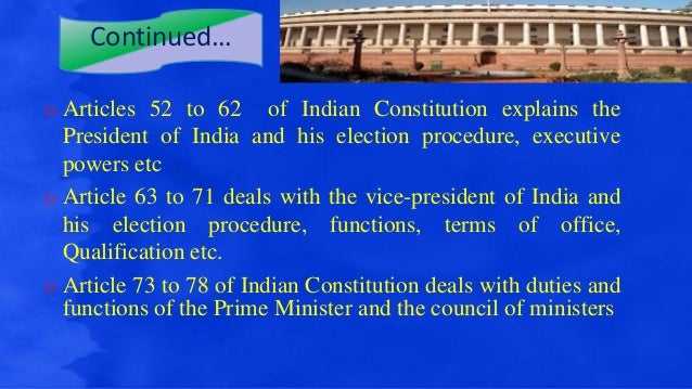 powers and functions of prime minister of india pdf