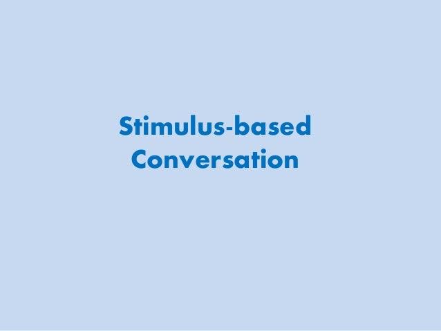 Oral Conversation 15
