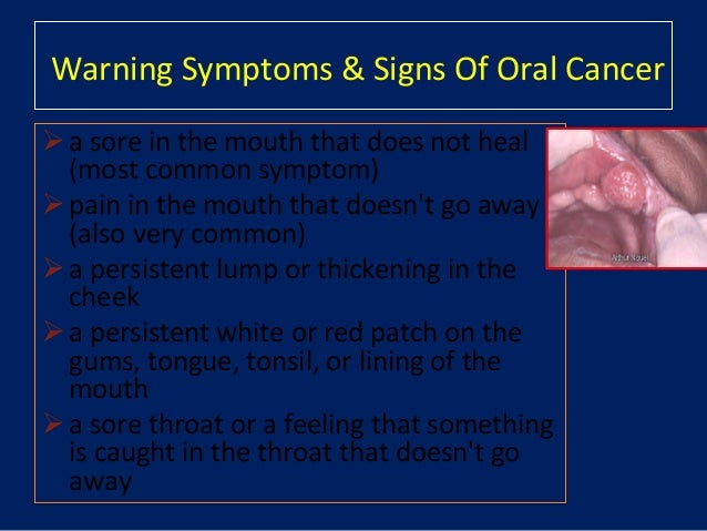 Image Result For  Warning Signs Of Cancer Symptoms