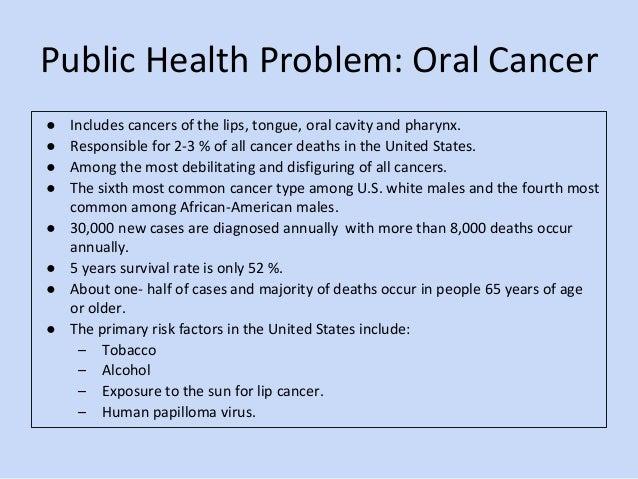 prevention of oral cancer pdf