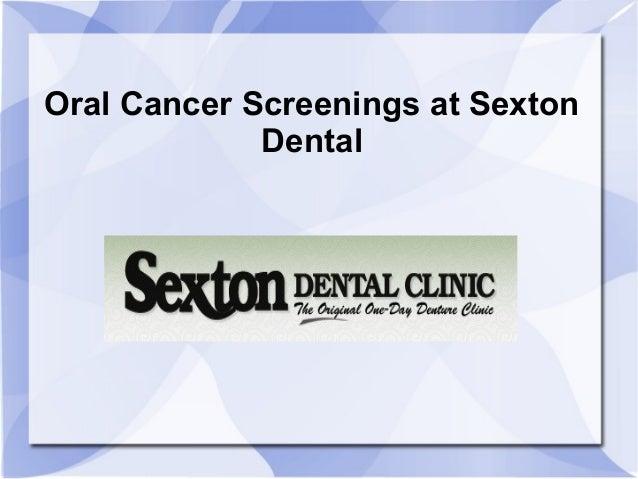 Sexton dental clinic : The buckeye corner