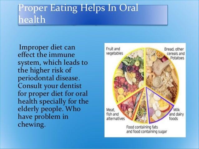 Good Foods for Dental Health
