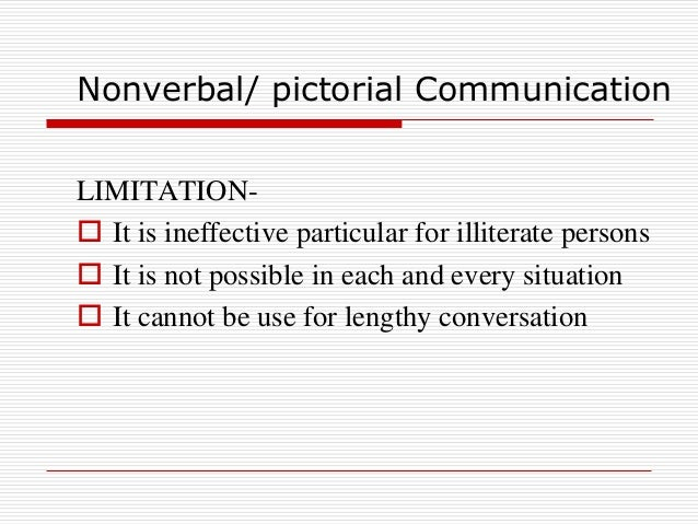 Effective and ineffective use of nonverbal communication in negotiation
