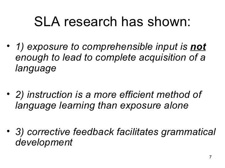 error types for corrective feedback Wecoded the 921 learner errors initiating each sequence as grammatical, lexical, or phonological, or as unsolicited uses of l1 (english) and corrective feedback moves as negotiation of form (ie, elicitation, metalinguistic clues, clarification requests, or repetition of error), recasts, or explicit correction.