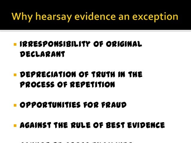 direct evidence as for oral evidence As direct evidence, eyewitness testimony is considered a factual account of a crime without inference, assuming the witness is telling the truth some oral testimony evidence may also be to provide details about a party to a trial, such as a character witness .