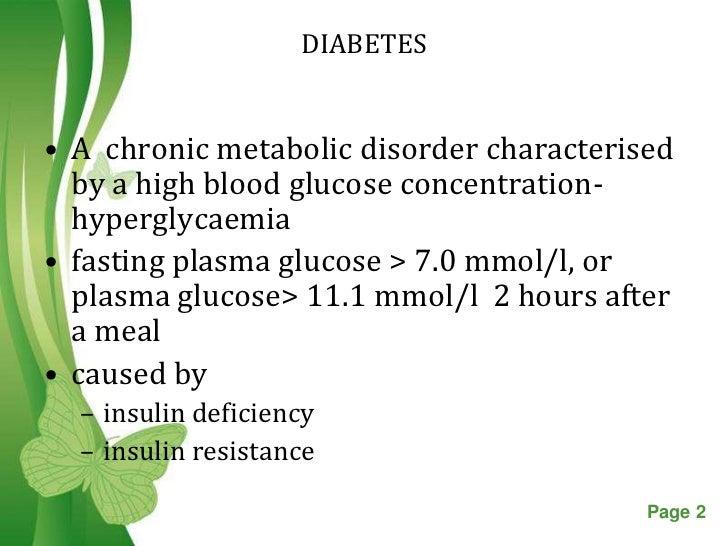 Oral hypoglycemics Slide 2