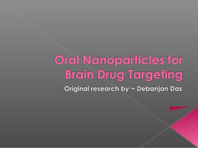  The global market for drugs for the central nervous system (CNS) is greatly under-penetrated, and would have to grow by ...
