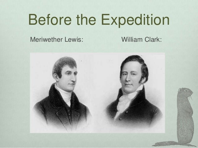 a report on the expedition of lewis and clark The lewis and clark expedition, also known as the corps of discovery  with  maps, sketches and journals in hand, the expedition returned to st louis to  report.