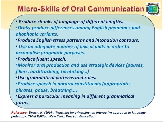 oral communication in english forms functions and strategies Five components of effective oral language instruction 2 introduction and most frequently used structured medium of communication it is the primary means through which each individual child will be enabled to structure even those who may have language delays or who are english.