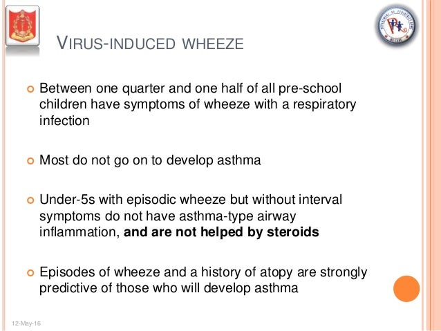 pediatric asthma treatment guidelines 2016