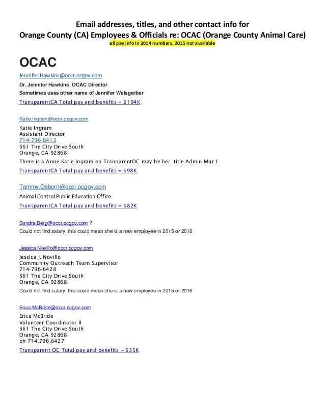 orange county animal care ocac ca contact info