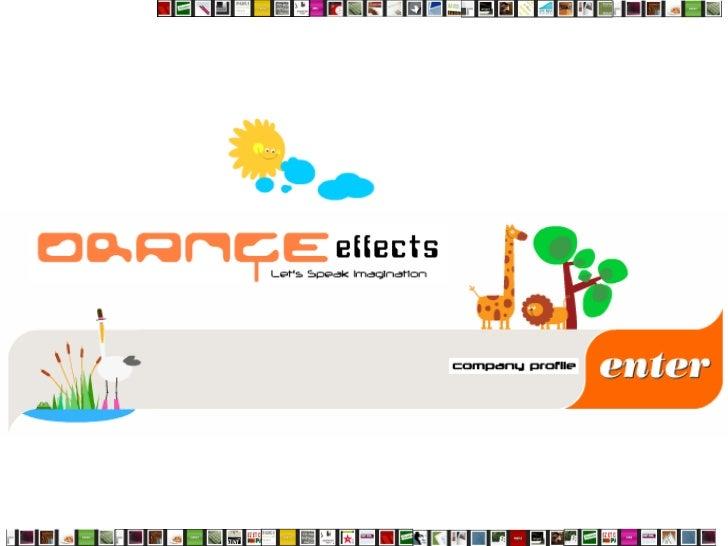 Orange Effects