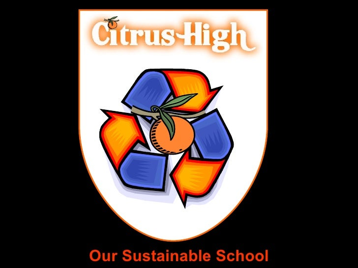 Our Sustainable School