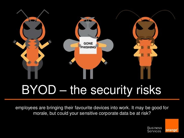 BYOD Security Risks for Business