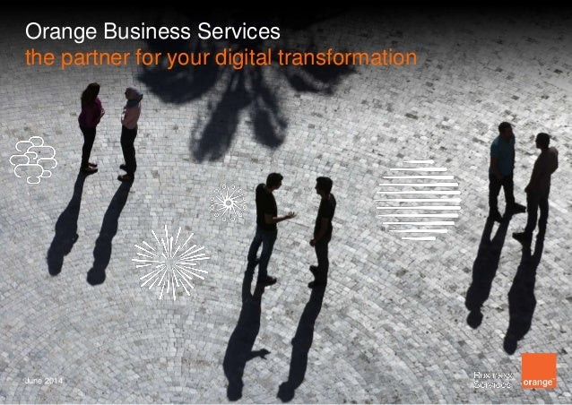 Orange Business Services Overview June 2014