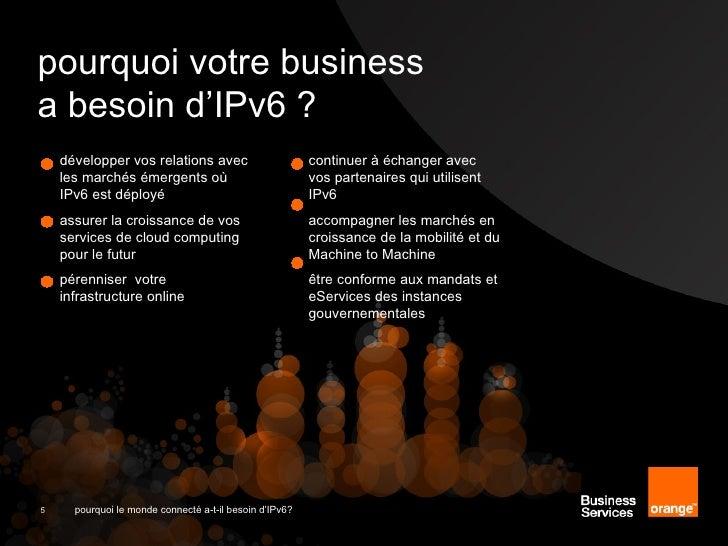 Pourquoi le monde connecté a-t-il besoin d'IPV6