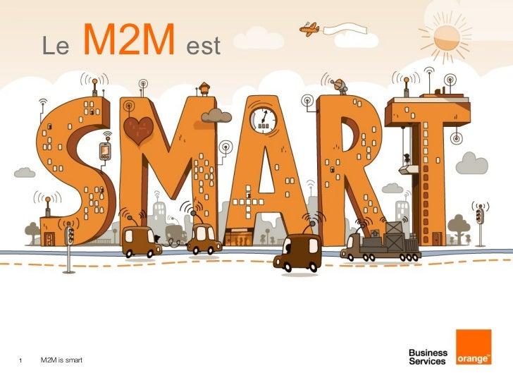 le M2M est SMART !