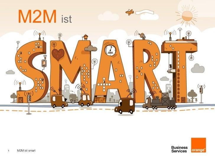 M2M ist smart