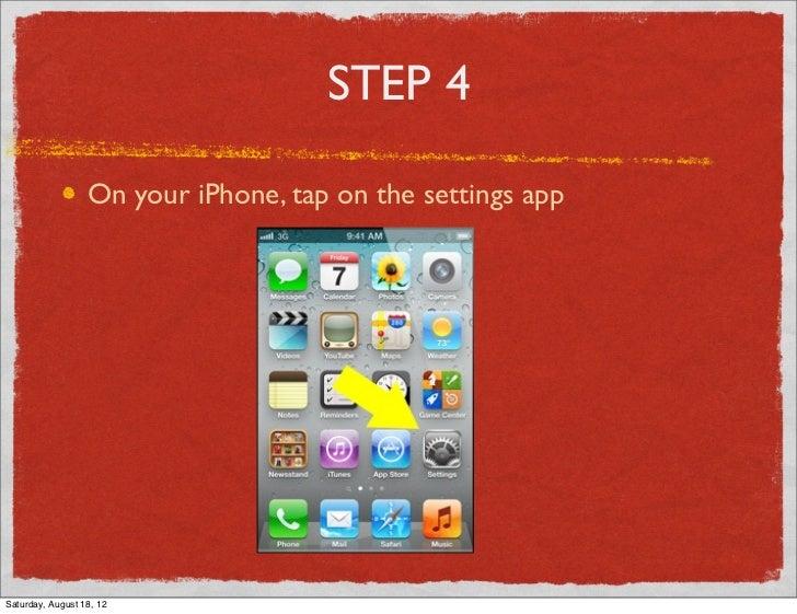 OrangeMail on iOS