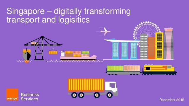 Digitally transforming transport and logistics