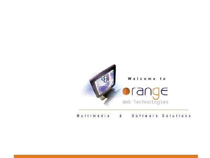Orange webtech profile.1