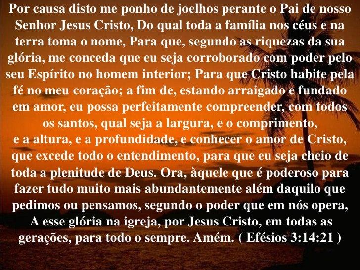Oração Slide 3