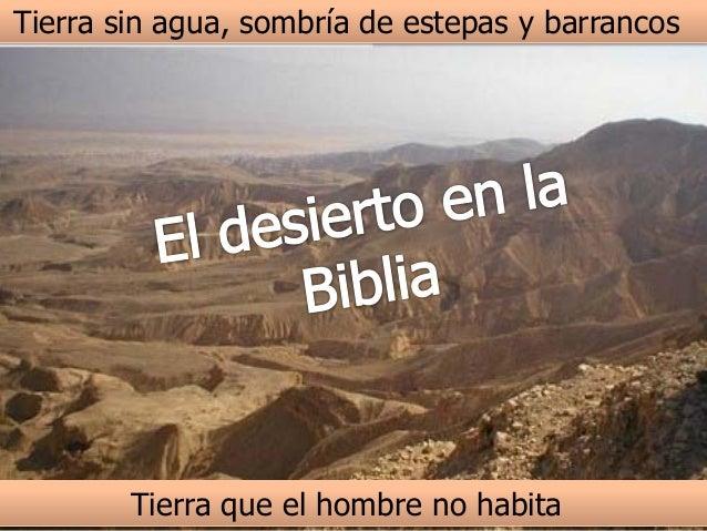 Orar en-el-desierto Slide 2